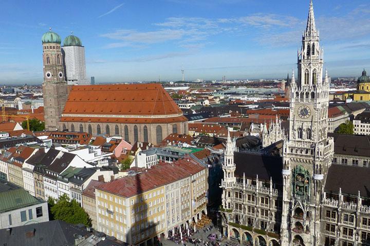 Landeshauptstadt-von-Bayern-München