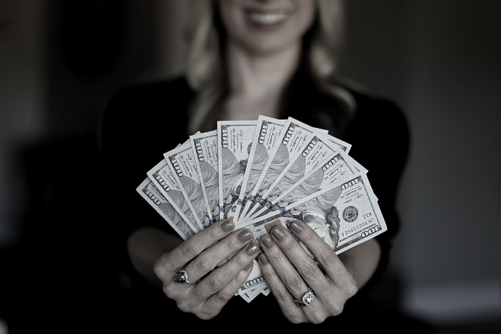 Mindestlohn-Geld